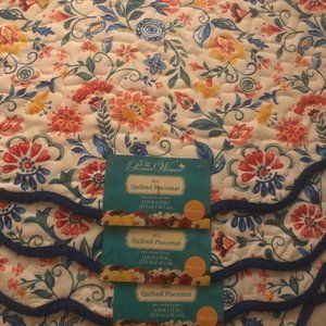 Pioneer Woman Placemats 4